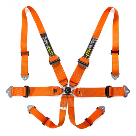 Magnum 6-point HANS Specific Motorsport Harness